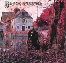 Black Sabbath cover - first Black Sabbath album