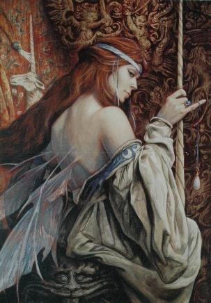 Tapestry by Brian Froud