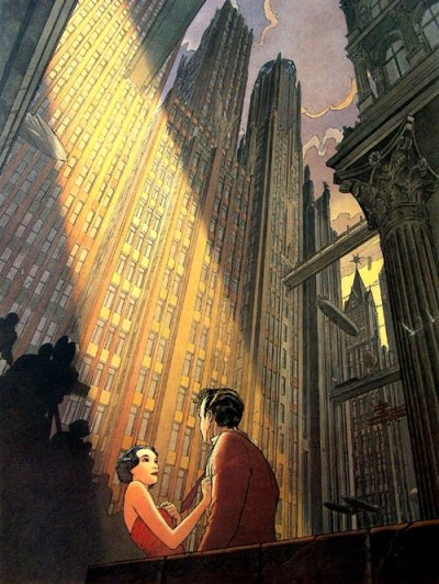 The Final Plan by Francois Schuiten