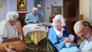 John Zehentner Old People's Home