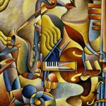 John Zehentner Abstract Jazz 4
