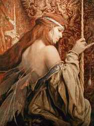 Tapestry Brian Froud